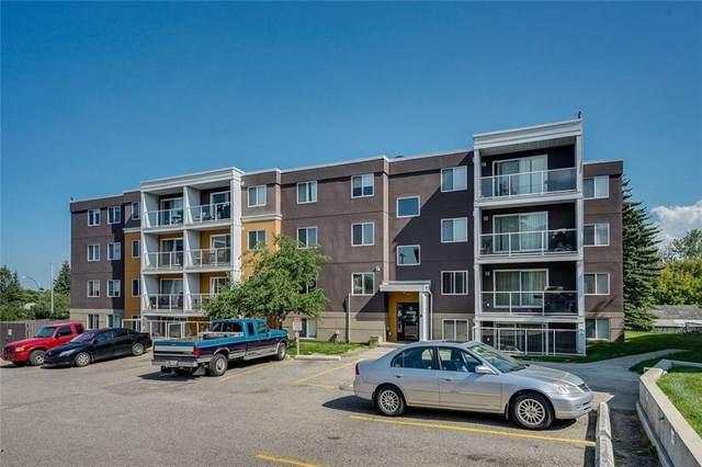 4455C Greenview Drive NE #403, Calgary, AB T2E 6M1 (#A1041527) :: Canmore & Banff