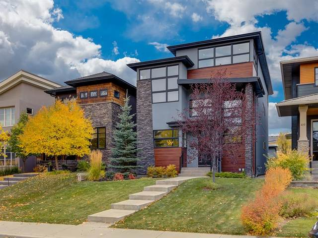 417 16 Street NW, Calgary, AB T2N 2C2 (#A1041533) :: Canmore & Banff