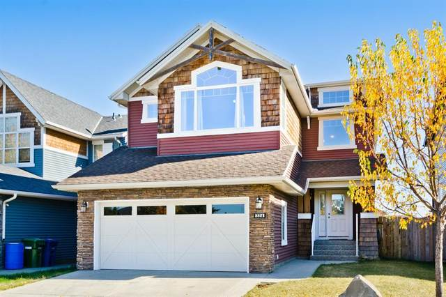 224 Coopers Hill SW, Airdrie, AB T4B 0B9 (#A1041538) :: Canmore & Banff
