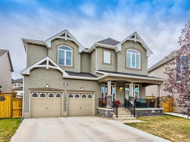 128 Waterlily Cove, Chestermere, AB T1X 0R2 (#A1041539) :: Canmore & Banff