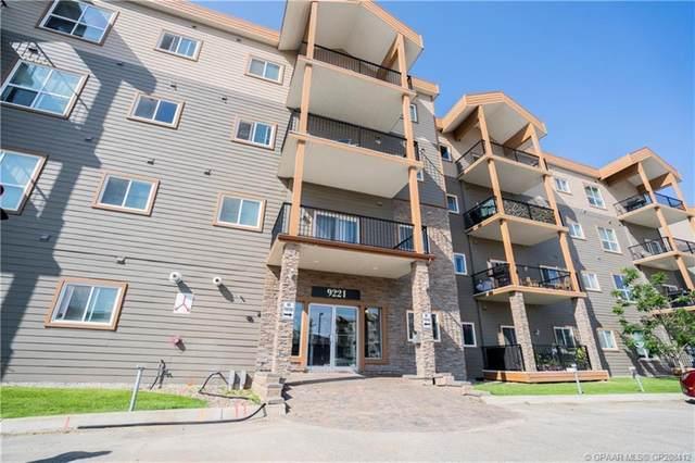 9221 Lakeland Drive #207, Grande Prairie, AB T8X 0B8 (#A1041556) :: Canmore & Banff