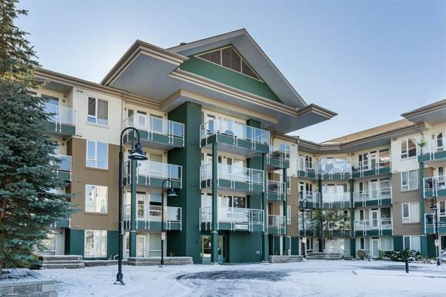 3111 34 Avenue NW #215, Calgary, AB T2L 0Y2 (#A1041568) :: Canmore & Banff