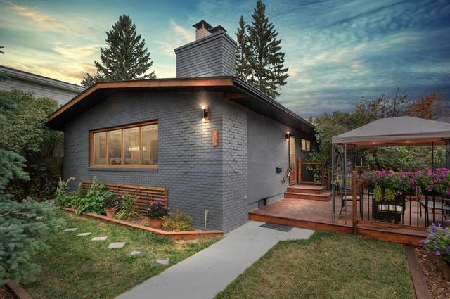608 Seattle Drive SW, Calgary, AB T2W 0M7 (#A1041577) :: Canmore & Banff