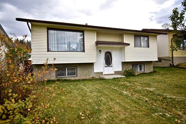 144 Cheviot Drive, Hinton, AB T7V 1P8 (#A1041579) :: Canmore & Banff