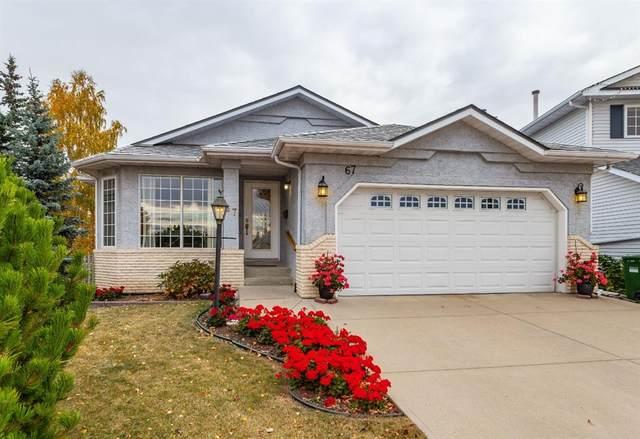 67 Scanlon Green NW, Calgary, AB T3L 1N6 (#A1041589) :: Canmore & Banff
