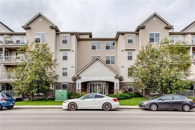 2000 Applevillage Court SE #413, Calgary, AB T2A 7Z4 (#A1041594) :: Canmore & Banff