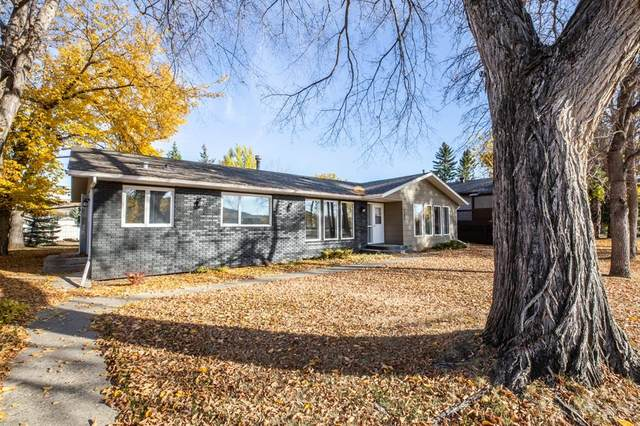1704 North River Drive Drive N, Drumheller, AB T0J 0Y1 (#A1041604) :: Canmore & Banff