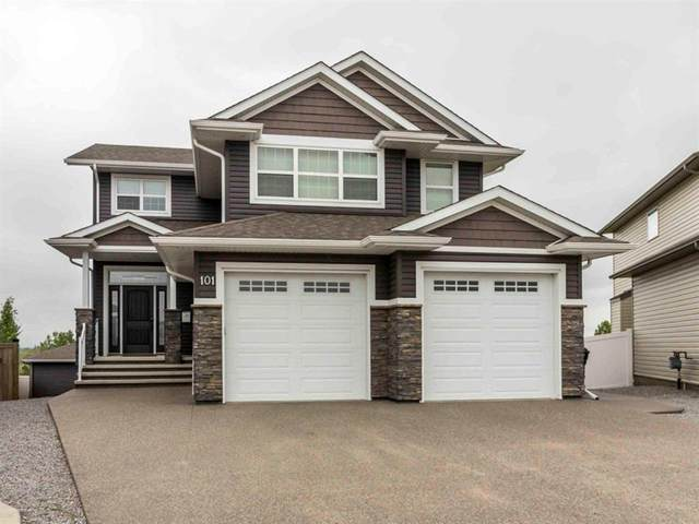 101 Portway Close, Blackfalds, AB T4M 0G7 (#A1041614) :: Canmore & Banff
