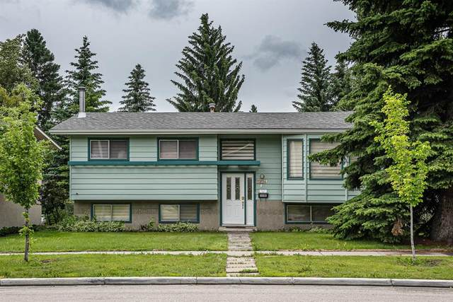 3219 52 Avenue NW, Calgary, AB T2L 1V6 (#A1041615) :: Canmore & Banff