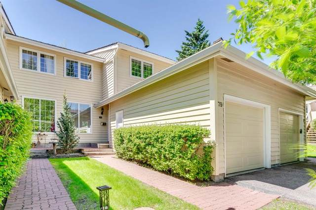 79 Point Drive NW, Calgary, AB T3B 4V9 (#A1041666) :: Western Elite Real Estate Group