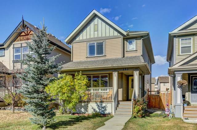 283 Everglen Way SW, Calgary, AB T2Y 5E8 (#A1041697) :: Canmore & Banff