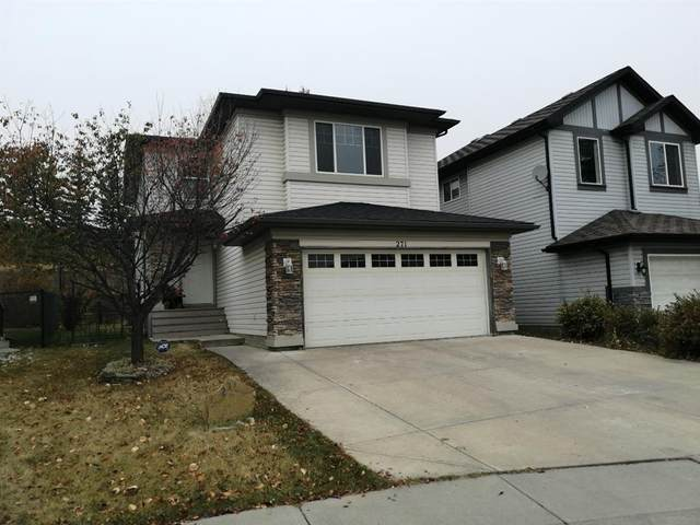 271 Panamount Hill NW, Calgary, AB T3K 5M3 (#A1041702) :: Canmore & Banff