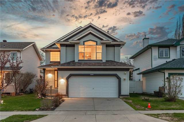 10329 Tuscany Hills Way NW, Calgary, AB T3L 2A1 (#A1041716) :: Canmore & Banff