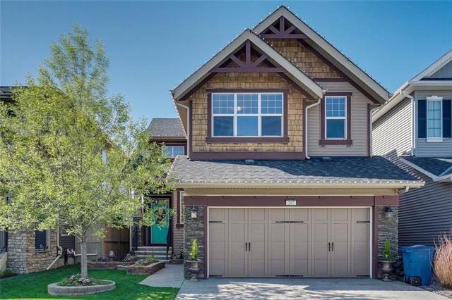 207 Cooperstown SW, Airdrie, AB T4B 2L2 (#A1041717) :: Canmore & Banff