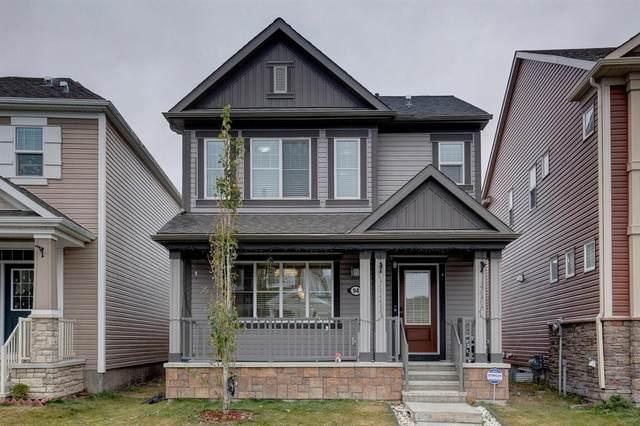 94 Cityscape Terrace NE, Calgary, AB T3N 1A8 (#A1041726) :: Western Elite Real Estate Group