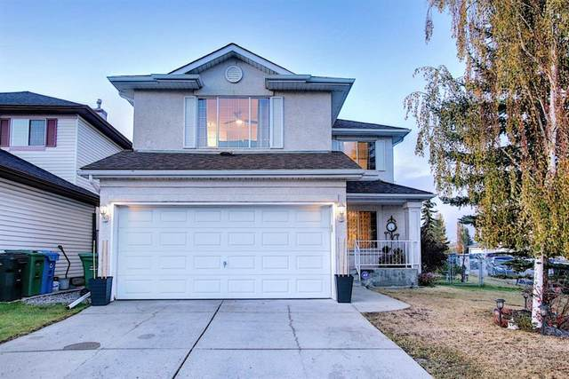 186 Coral Springs Close NE, Calgary, AB T3J 3S6 (#A1041733) :: Canmore & Banff