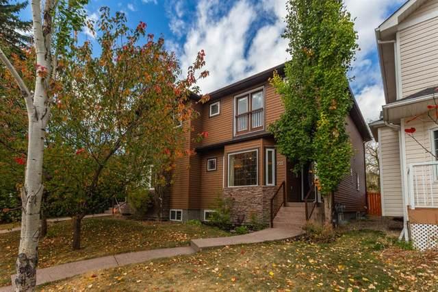 722 53 Avenue SW, Calgary, AB T2V 0C3 (#A1041738) :: Canmore & Banff
