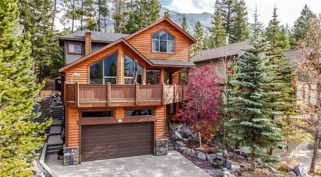 125 Eagle Terrace Road, Canmore, AB T1W 2Y4 (#A1041760) :: Western Elite Real Estate Group
