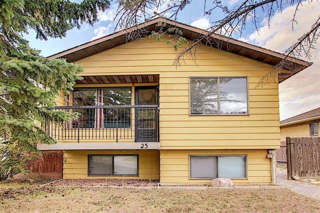 23 Falwood Place NE, Calgary, AB T3J 1B4 (#A1041762) :: Canmore & Banff