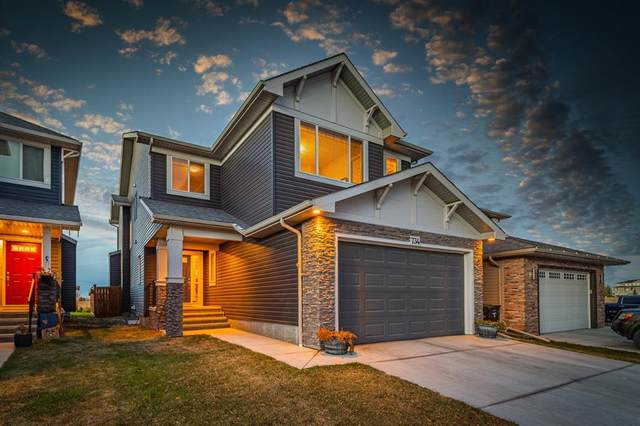 734 Hampton Hills Drive NE, High River, AB T1V 0E6 (#A1041766) :: Western Elite Real Estate Group
