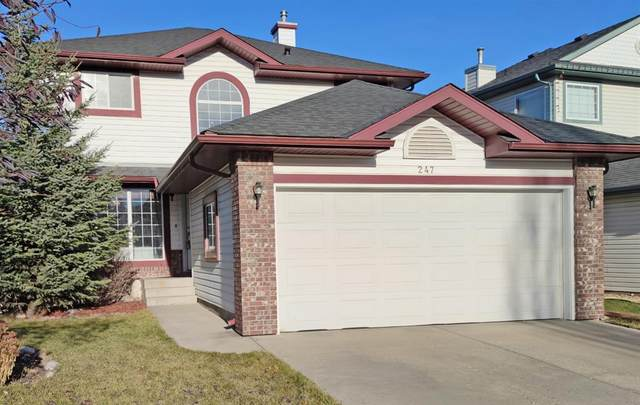 247 Valley Glen Heights NW, Calgary, AB T3B 5P9 (#A1041793) :: Redline Real Estate Group Inc