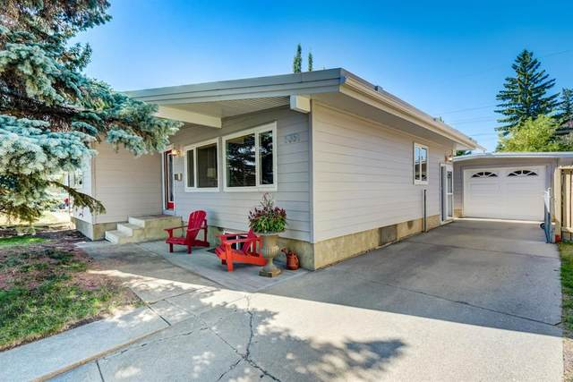 5351 Lakeview Drive SW, Calgary, AB T3E 5S1 (#A1041799) :: Canmore & Banff
