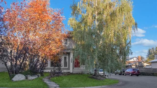 145 Woodglen Way SW, Calgary, AB T2W 4C8 (#A1041801) :: Canmore & Banff