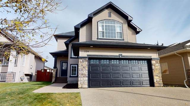 324 Wiley Crescent, Red Deer, AB T4N 7G4 (#A1041804) :: Canmore & Banff