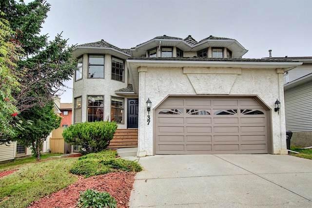 37 Hawkdale Place NW, Calgary, AB T3G 3H9 (#A1041818) :: Calgary Homefinders
