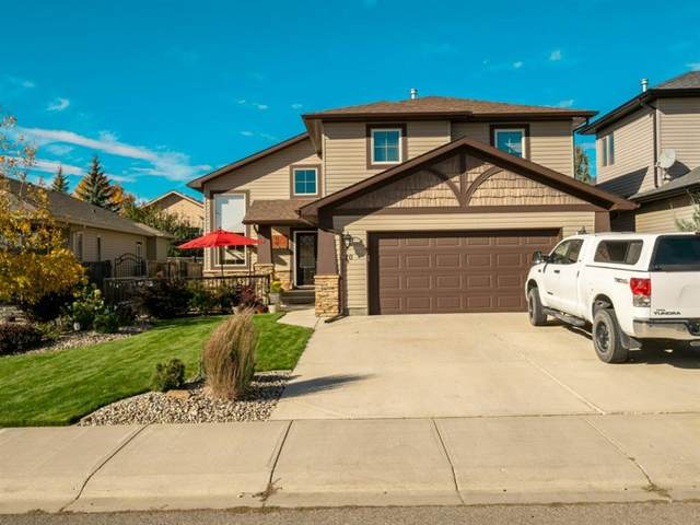 10 Canyoncrest Court W, Lethbridge, AB T1K 7Y3 (#A1041821) :: Canmore & Banff