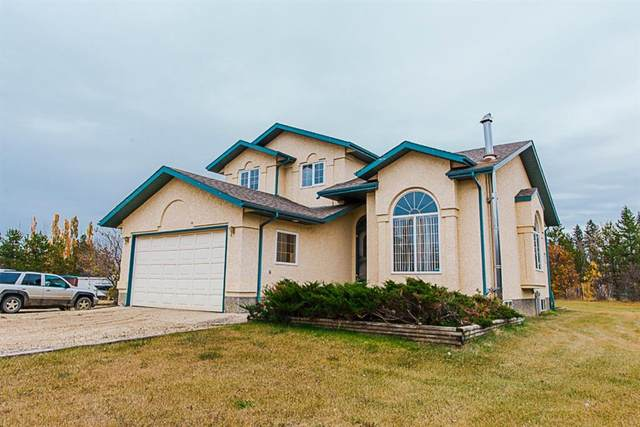 712071 Range Road 54 Road, Rural Grande Prairie No. 1, County of, AB T8X 4A7 (#A1041827) :: Canmore & Banff