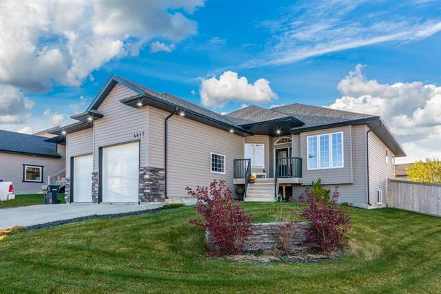 4817 55 Avenue, Kitscoty, AB T0B 2P0 (#A1041841) :: Canmore & Banff