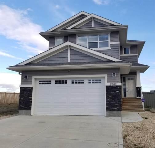 8509 88 Street, Grande Prairie, AB T8X 0R4 (#A1041867) :: Team Shillington | Re/Max Grande Prairie