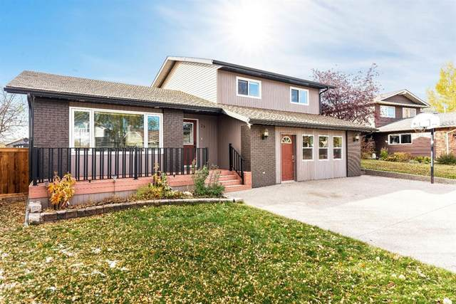 28 Downey Road, Okotoks, AB T1S 1H5 (#A1041879) :: Western Elite Real Estate Group