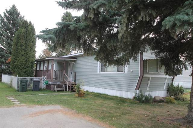 6205 54 Street #9, Ponoka, AB T4J 1M5 (#A1041881) :: Canmore & Banff