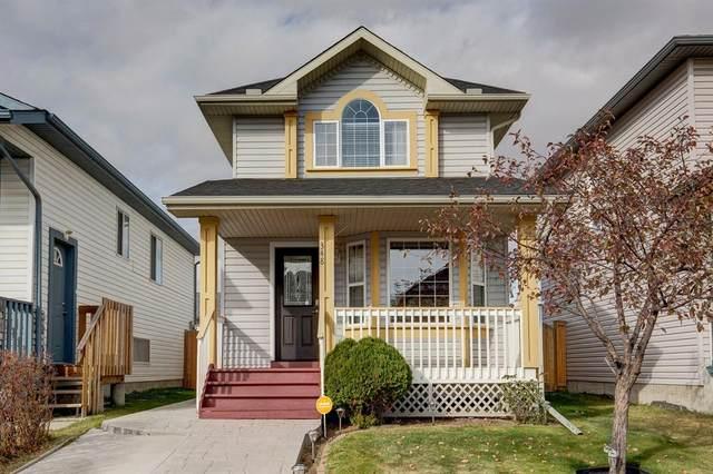 348 Covewood Park NE, Calgary, AB T3K 4X6 (#A1041888) :: Canmore & Banff
