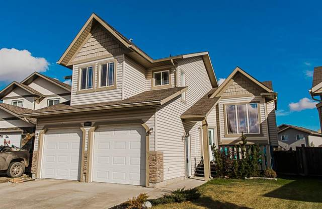 12217 104A Street, Grande Prairie, AB T8V 8C5 (#A1041907) :: Team Shillington | Re/Max Grande Prairie