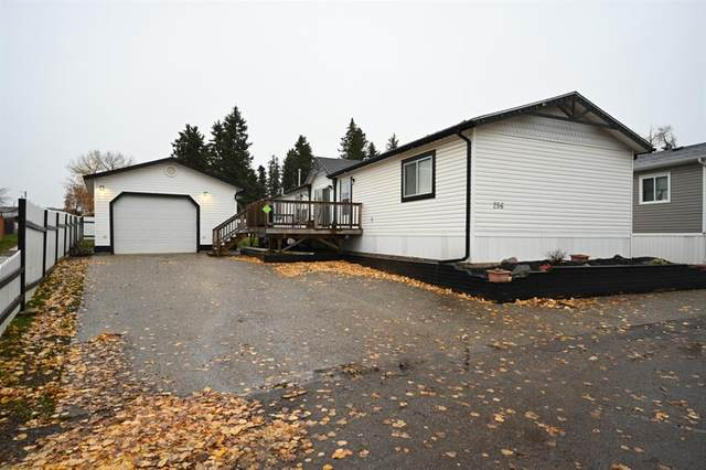 256 Grenfell Crescent, Fort Mcmurray, AB T9H 2M9 (#A1041920) :: Canmore & Banff