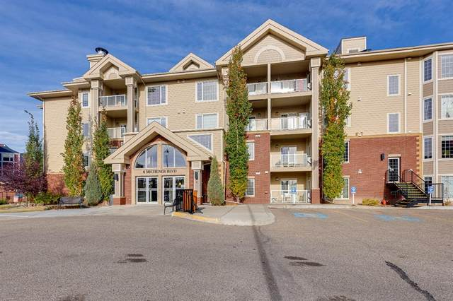 6 Michener Boulevard #313, Red Deer, AB T4P 0K5 (#A1041922) :: Canmore & Banff