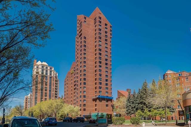 500 Eau Claire Avenue SW 201A, Calgary, AB T2P 3R8 (#A1041930) :: Western Elite Real Estate Group