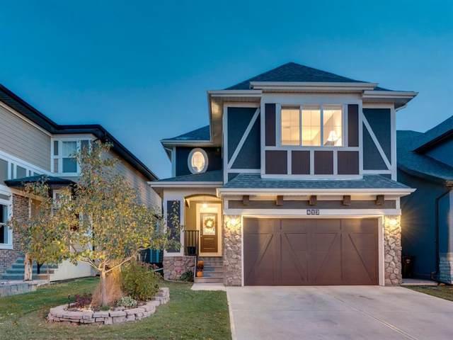 412 Mahogany Boulevard SE, Calgary, AB T3M 1M9 (#A1041931) :: Canmore & Banff