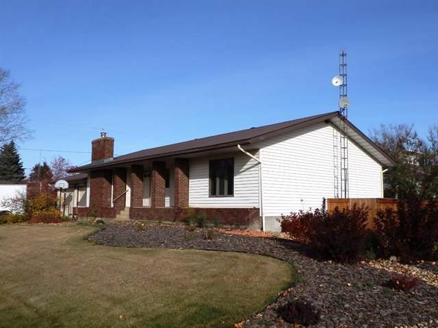 301 Sanden Street, Bawlf, AB T0B 0J0 (#A1041939) :: Redline Real Estate Group Inc