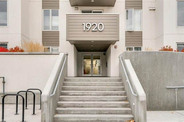 1920 11 Avenue SW #405, Calgary, AB T3C 0N8 (#A1041941) :: Canmore & Banff