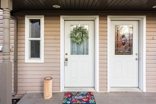 29 Wellington Cove B, Strathmore, AB T1P 1M3 (#A1041964) :: Canmore & Banff