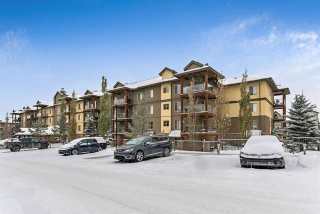 92 Crystal Shores Road #3102, Okotoks, AB T1S 2N1 (#A1041973) :: Canmore & Banff