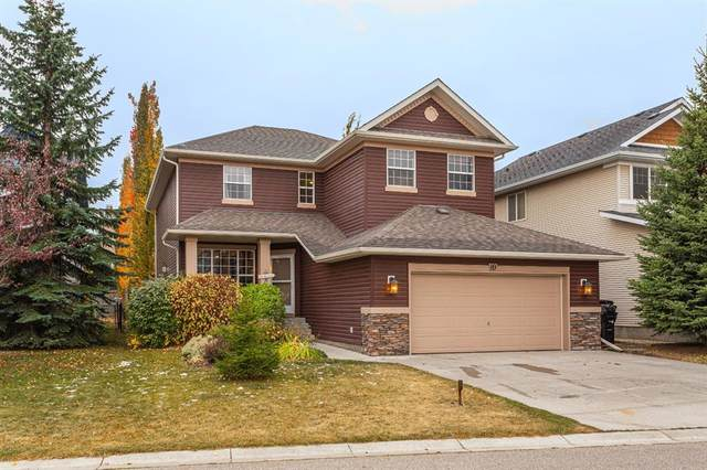 89 Cougar Ridge View SW, Calgary, AB T3H 4X3 (#A1042001) :: Western Elite Real Estate Group