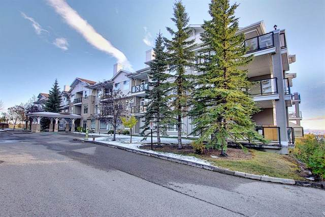1010 Arbour Lake Road NW #3244, Calgary, AB T3G 4Y8 (#A1042015) :: Canmore & Banff