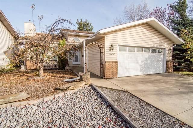 9502 63 Avenue, Grande Prairie, AB T8W 2E9 (#A1042021) :: Canmore & Banff