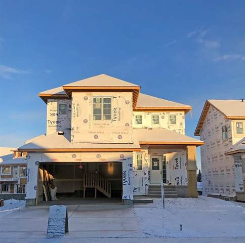 2201 Bayside Road SW, Airdrie, AB T4B 3E5 (#A1042040) :: Canmore & Banff