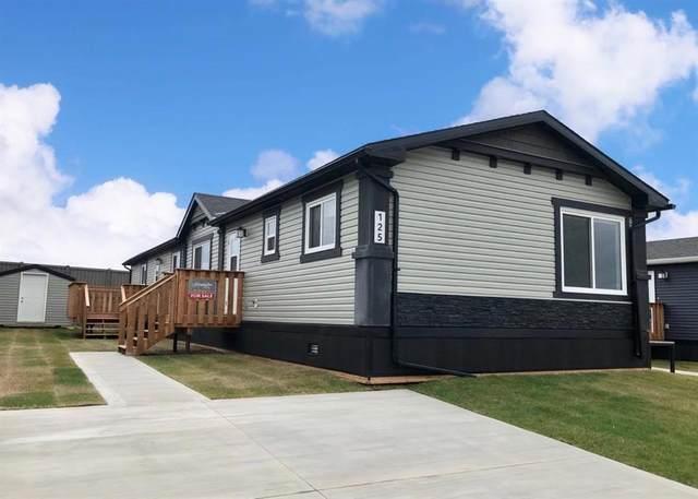 11850 84 Avenue #125, Grande Prairie, AB T8W 0M4 (#A1042049) :: Canmore & Banff